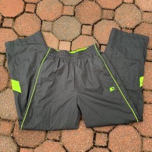 Boy's Starter track pants size large